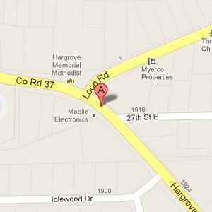 Mobile Electronics  1811 Hargrove Road E Tuscaloosa, AL 35405