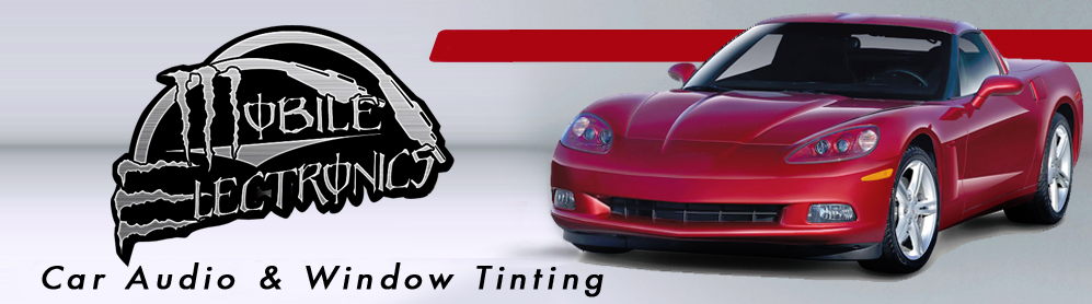 Window Tinting - Tuscaloosa, AL - Mobile Electronics